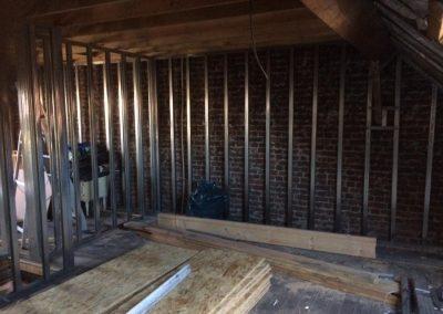 Inrichten zolder - Renovatiewerken MArgodt