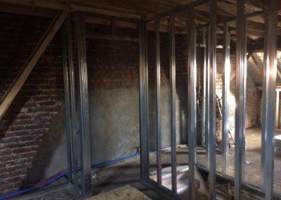 Zolderrenovatie - Renovatiewerken Margodt